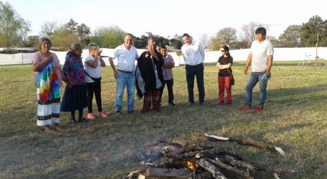 Santa Fe: Celebraciones del año nuevo mocoví en Recreo