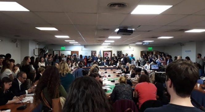 Comenzó el debate por la reforma de la Ley de Educación Sexual Integral