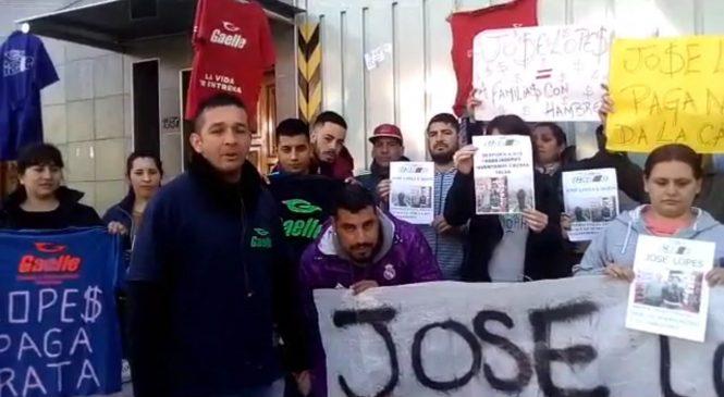 Gaelle: en lucha por los puestos de trabajo
