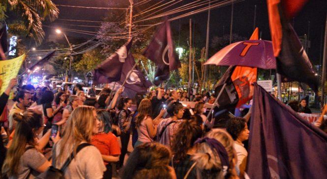 Ola de violencia machista en Paraguay