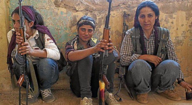 ¿La utopía anarcofeminista alcanzada? La revolución de las mujeres kurdas y lo que debemos aprender