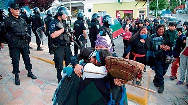 La CIDH dio curso a un pedido de cautelar en defensa de los mapuches