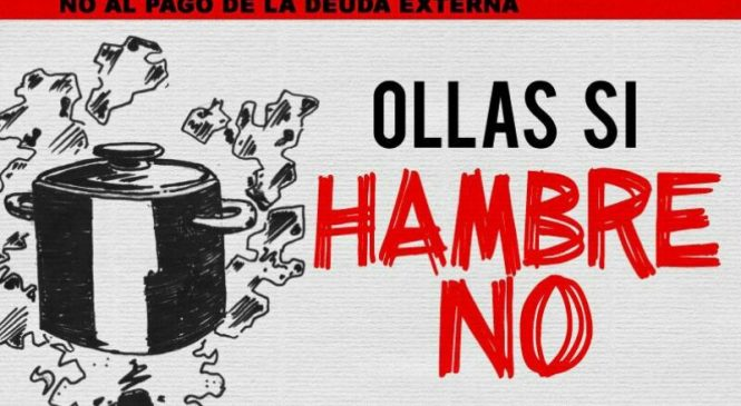 """El 25 en el norte del conurbano: """"Ollas sí, hambre no"""""""