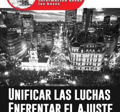 """Editorial de El Roble de Septiembre: """"A la mierda todo"""""""