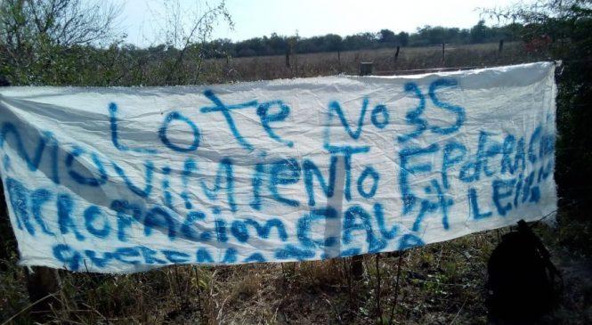 Chaco: ordenan desalojar a pueblos originarios que recuperaron un territorio