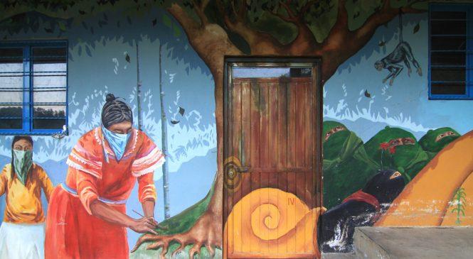 La última mantecada en las montañas del sureste mexicano (un cuento del Sup Galeano)