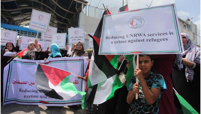 Comprender la guerra de Trump contra la UNRWA y los refugiados palestinos