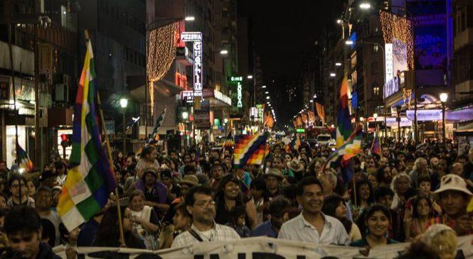 A 35 años de la marcha por la resistencia indígena en Buenos Aires