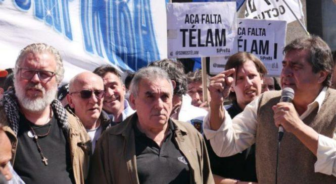 Convocatoria contra el Presupuesto de Macri y el FMI