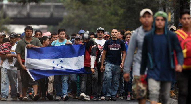 Estados Unidos y el éxodo centroamericano