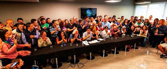 La CTA Autónoma se moviliza contra el presupuesto de ajuste de Macri y el FMI