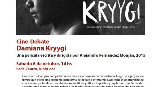 Cine-Debate: Damiana Kryygi en el Centro Universitario de Idiomas