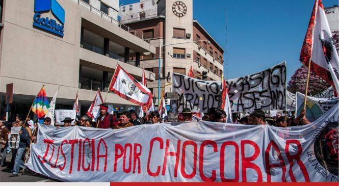 Movilizamos a la sentencia para exigir justicia por Javier Chocobar y cárcel a los asesinos