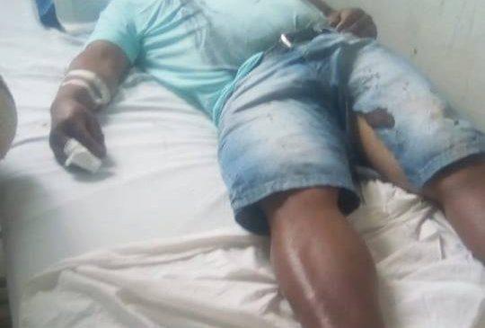 Chaco: Repudio a la violencia que sufrió el hermano Mingo Soria