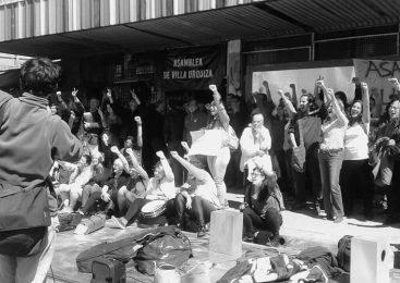 Convocan a defender Asamblea de Villa Urquiza ante amenaza de desalojo