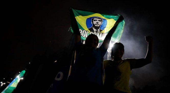 La lección de Brasil, fascismo y voto electrónico