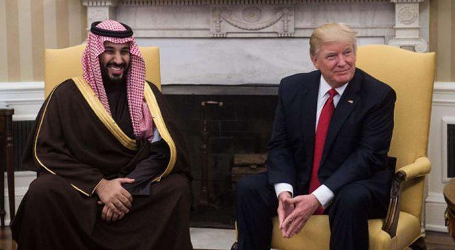 La alianza de Trump con descuartizadores, escuadrones de la muerte y asesinos de niños: Arabia Saudí, Brasil e Israel