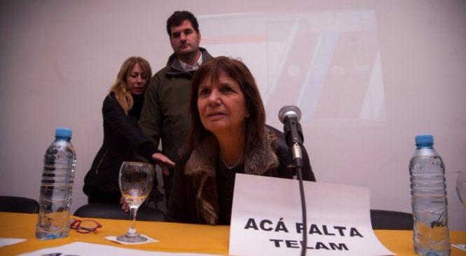 Asesinato de Rafael Nahuel: a pesar de las pruebas, Bullrich insistió en la teoría del enfrentamiento