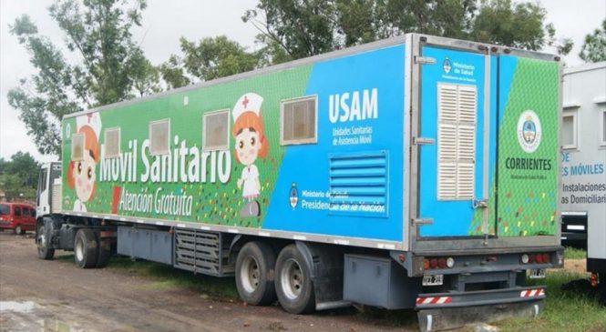Los camiones sanitarios desmantelados y abandonados