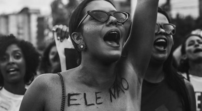 Contra Bolsonaro en las calles y en las urnas