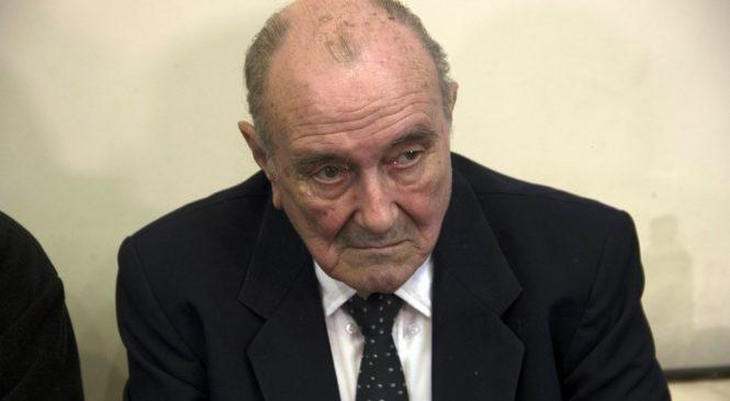 Megacausa Rafaela: perpetua para Perizzotti y condenas a otros tres ex policías