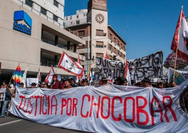 Pidieron perpetua para el asesino del comunero diaguita Javier Chocobar