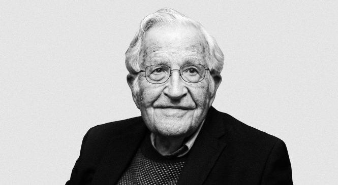 Noam Chomsky y el estado del imperio