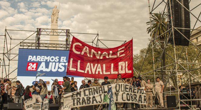 Canale Lavallol: dos meses sin sueldos ni obra social ni ART y en total incertidumbre