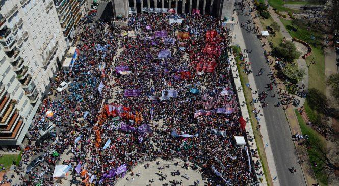 Más de 50 mil personas participarán del 33º Encuentro Nacional de Mujeres en Trelew