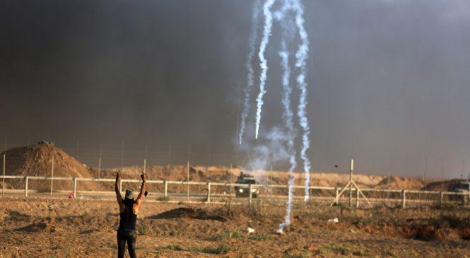 """El """"laboratorio"""" de Gaza aumenta los beneficios de la industria de la guerra de Israel"""