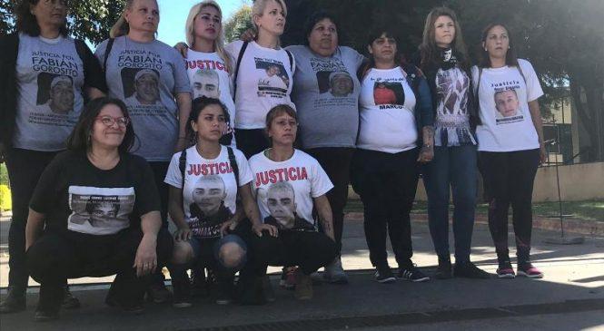 """Causa Fabián Gorosito: """"Nada podrá detener la lucha por justicia"""""""