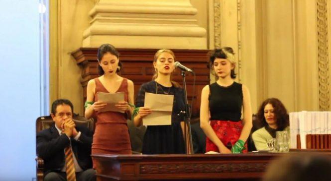 El Nacional Buenos Aires, un colegio de trayectoria en educación y en violencia de género