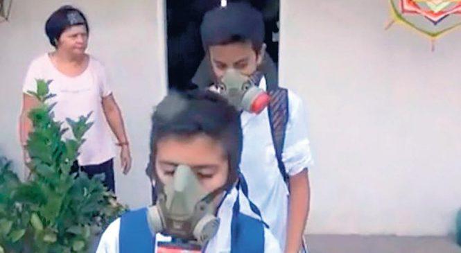 En Entre Ríos se prohibió fumigar a menos de 3 mil metros de las escuelas