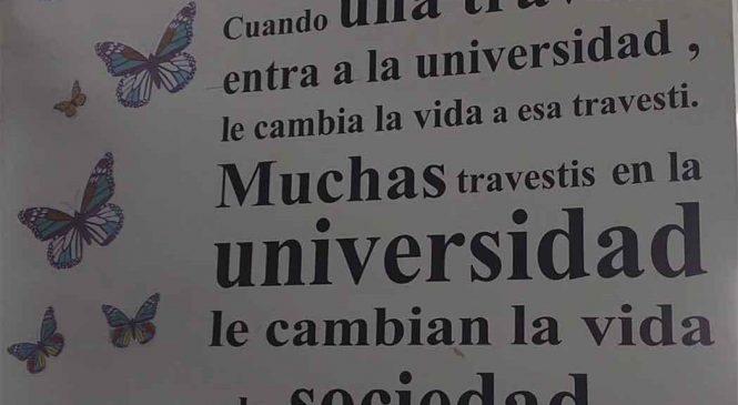 ¿Qué conocimiento guardan las travestis que las universidades desprecian?