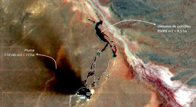 Neuquén: Derrame de YPF en Vaca Muerta y alerta por daño ambiental