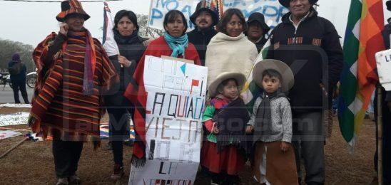 """Fuerte reclamo de pueblos originarios: """"Se están muriendo los niños indígenas"""""""