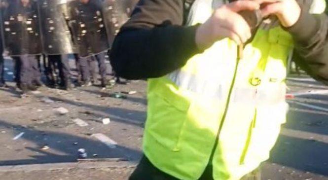"""Francia: creciente represión contra el movimiento de los """"gilets jaunes"""""""