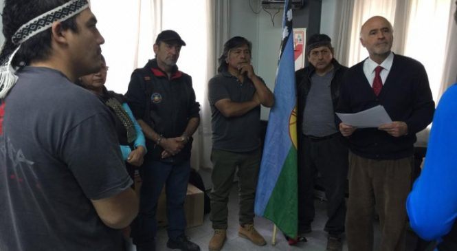 Repudian en Neuquén el asesinato del joven mapuche Camilo Catrillanca