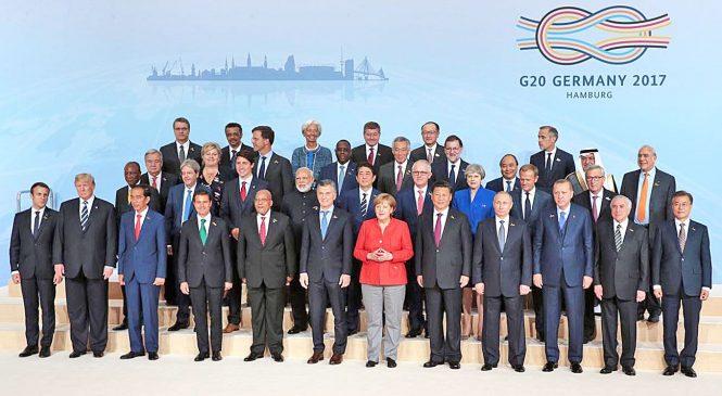 Organizados contra el G-20