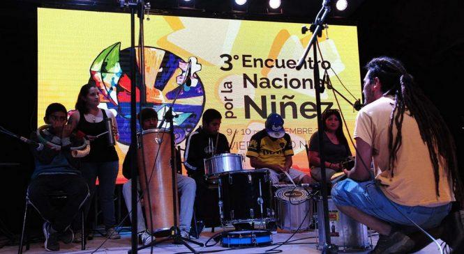Tercer Encuentro Nacional por la Niñez en Viedma