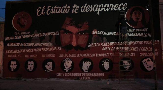No al cierre de la causa por la desaparición forzada de Santiago Maldonado