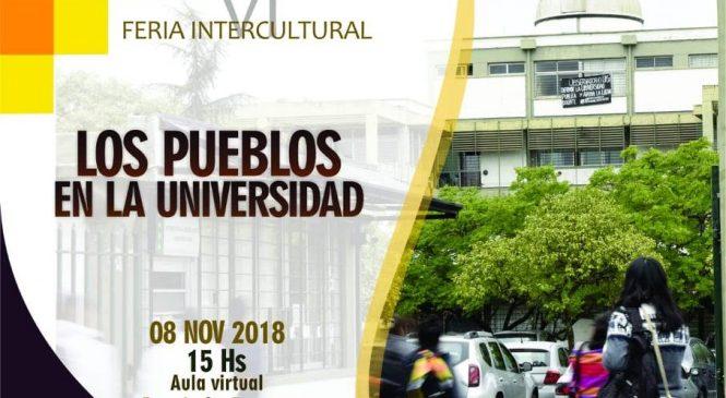 """Salta: VI Feria Intercultural """"Los Pueblos en la Universidad"""""""