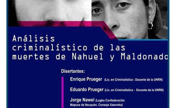 Violencia institucional contra el Pueblo Mapuce: análisis criminalístico de las muertes de Nahuel y Maldonado