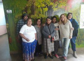 En Argentina, las mujeres hacen escuchar la voz indígena