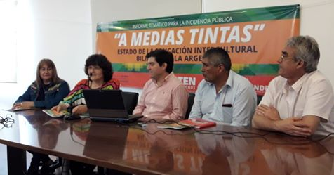 Informe de ENDEPA sobre educación intercultural bilingüe
