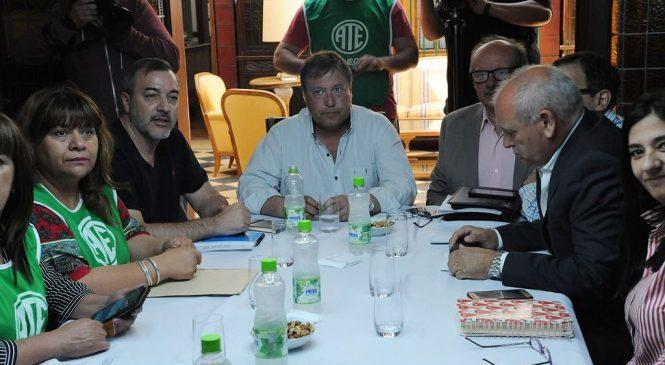 Río Negro: ATE logra el pase a planta permanente de 2800 trabajadores