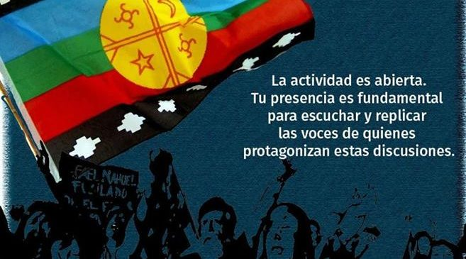 Proclama Mapuche del Puelmapu en el Congreso argentino