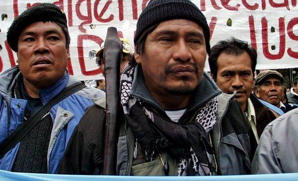 Egidio García y el Congreso de Derecho Indígena del Chaco