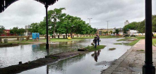 Santa Fe: Esperando las obras, el agua puso en evidencia la desidia