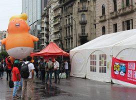 """G20: """"Es un proyecto que atenta contra la vida"""""""